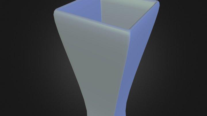 FlowerVase 3D Model