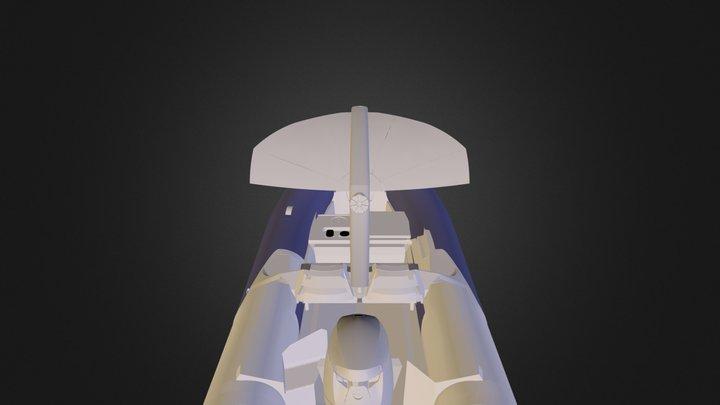 bote.zip 3D Model